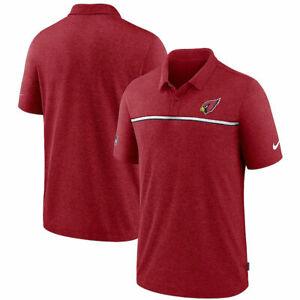 Nike Arizona Cardinals Early Season Performance Polo Size XL $75 Retail