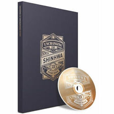 SHINHWA-[UNCHANGING STORY] SPECIAL STORY BOOK(220p)+DISC(1 CD) K-POP SEALED