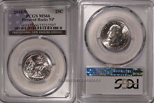 2018 S Apostle Islands NP Quarter 25c PCGS MS66 USA Flag