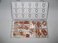 150 PIECE COPPER WASHER ASSORTMENT EUREKA GRAB KIT (FD-6043)