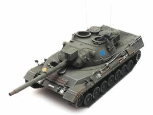 Artitec 391.006 Tow Truck Tank Italian Leopard 'Spearmen Of Novara' Ho 1:87