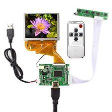 "HDMI  LCD Controller Board 3.5"" VS035SD1 800x600 Replace PD035VX2 LCD Screen"