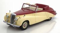 1:18 CMF Daimler DB 18 Pecial Sports by Baker 1952 redmetallic/creme