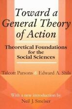 Toward a General Theory of Action (Paperback or Softback)