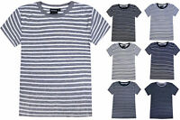 Boys New Top Kids Summer T shirt Black Grey White Navy Age 2 3 4 5 6 7 8 Years