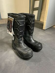 Black Diamond Leather X2 Fire Fighter Boot