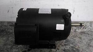 Weg 00318OT3E182JM-S 3 HP 1760 RPM 208-230/460VAC Close-Coupled Pump Motor