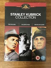 Stanley Kubrick Collection (3 Films) DVD Boxset - Brand New & Sealed