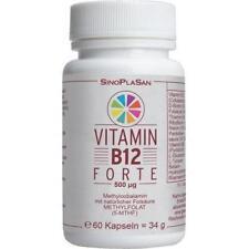 VITAMIN B12 Forte 500 µg Methylcobalamin Kapseln 60 St PZN 13426947
