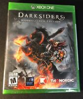 Darksiders [ Warmastered Edition ] (XBOX ONE) NEW