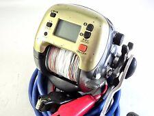 Shimano Dendou-maru 3000H Hi-speed   Electric Reel +English manual Used PE line