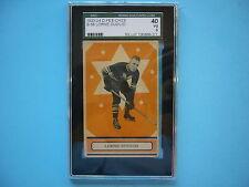 1933/34 O-PEE-CHEE V304 NHL HOCKEY CARD #58 LORNE DUGUID SGC 3 VG NICE!! OPC