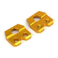 CNC Brake Line Clamp For Suzuki RM125 RM250 01-13 RMZ450 05-19 RMX450Z 10-19 New