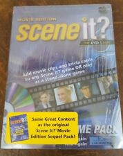 Scene it? Dvd NIB Movie Edition Super Game Pack ages 13 and up Mattel