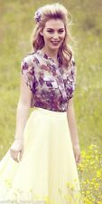 Karen Millen Floral Fitted Sleeve Tops & Shirts for Women