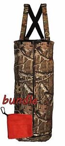 Amundco Half in the Bag Insulated Water Resistant Hunting Body Suit w/ Gun Towel