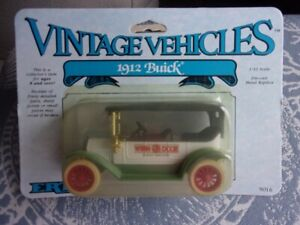 1989 Winn Dixie / Ertl 1:43 1912 Buick Collectible Vintage Vehicle