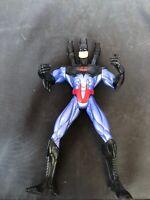 "Toy BATMAN 7"" Blue And Black Plastic Action Figures, DC COMICS, Kenner, 1997"