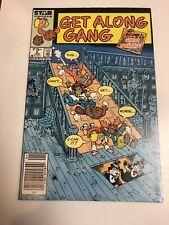 Obtenga a lo largo de banda (1985) # 5 (casi como nuevo) Precio canadiense variante CPV! Raro!
