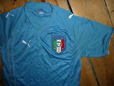 + Italia Away Shirt Small + PUMA 2010 JERSEY + CAMISETA MAILLOT maglla TRIKOT