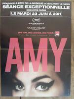 Poster Amy Asif Kapadia Amy Winehouse 40x60cm