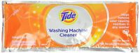 Tide Washing Machine Cleaner Odor Remover Fresh Scent 1 Single Pouch or 3 Pack