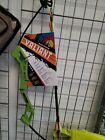 Escalade Sports AYS6201GR Bear Archery Valiant Youth Bow Set-Flo Green Bow