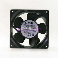 For 4715PS-12T-B30 (115vac)  NEW NMB/Minebea  AC Axial Fan P/N: