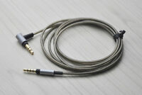 6ft Replacement Silver Plated Audio Cable For SONY MDR-XB950B1 XB950N1 MDR-1000X