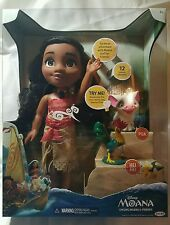 Disney Singing Moana and Friend Doll Set - NEW