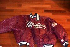 Vinrage New York Yankees Starter Satin Jacket Size 5xl