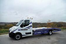 VAUXHALL MOVANO 2.3 CDTi RECOVERY TRUCK 2013 13 PLATE