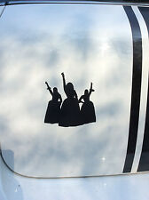 Schuyler Sisters Vinyl Decal