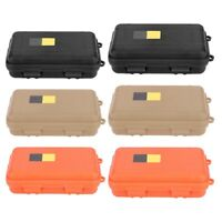 Outdoor Plastic Waterproof Airtight Survival Case Container Storage Box