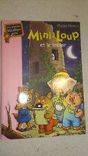 Philippe Matter - Mini-Loup et le trésor