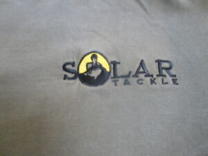 SOLAR TACKLE I HAVE LOST MY ROD BAG !