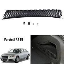 Elastic Storage Rear Trunk Side Pocket Cargo Mesh Luggage Net Fit For Audi A4 B8