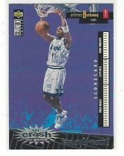1996-97 COLLECTOR'S CHOICE YOU CRASH THE GAME SCORING ANFERNEE HARDAWAY #C19