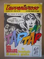 L'AVVENTUROSO n°4 1973 BOB MORANE  ed. SOLE [P27]