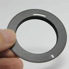 M42 Lens Adapter to PK Pentax KM K-M K-7 K-X K2000 K20D Adapter Ring