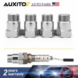 Car Oxygen O2 02Sensor Spacer CEL Fix Check Engine Light Eliminator Adapter USA