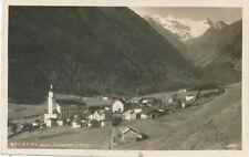 AK aus Neustift gegen Zuckerhütl, Tirol   (F9)