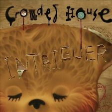 CROWDED HOUSE INTRIGUER DIGIPAK CD & DVD ALL REGIONS