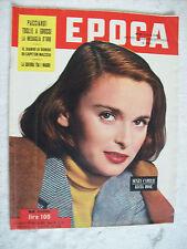 EPOCA 1953 LUCIA BOSè in eccellenti condizioni
