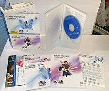 Adobe Photoshop Elements 7 Adobe Premiere Elements 7 (Software, 2008) 2 disc set