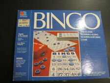 """Vintage """"Bingo"""" The Classic Number Calling/Number Matching Game- 1987"""