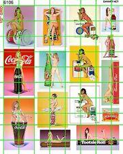6106 Dave's Decals Garage Diorama Art 1:18 1:24 1:25 scale car Ramos Girls Nude