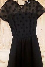 Ladies Black Dress Size 6