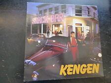 Kengen : snack-bar  - disque Motors MTO 56103 - maxi 45 tours
