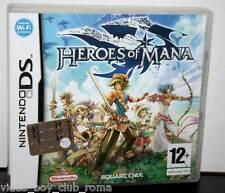 HEROES OF MANA GIOCO USATO OTTIMO STATO DS 3DS EDIZIONE ITALIANA SQUARE ENIX FR1